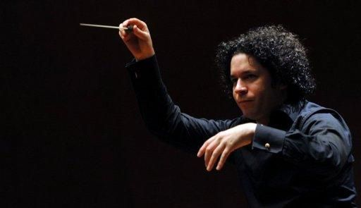 Gustavo Dudamel has been named Musical America's 2013 Musician of the Year.