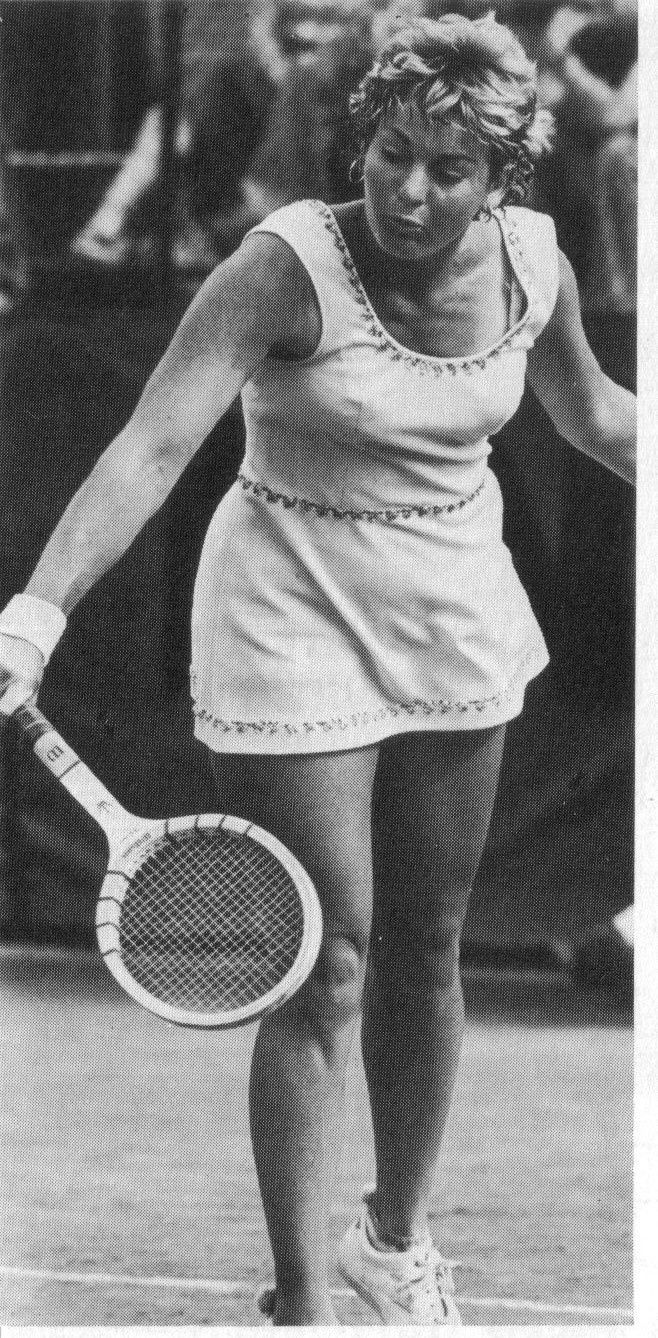 Biographies of Female Tennis Players Page 93 TennisForum