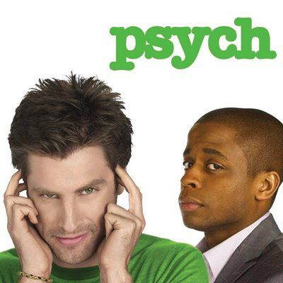 Psych en streaming