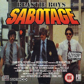 Beastie boys sabotage wallpaper